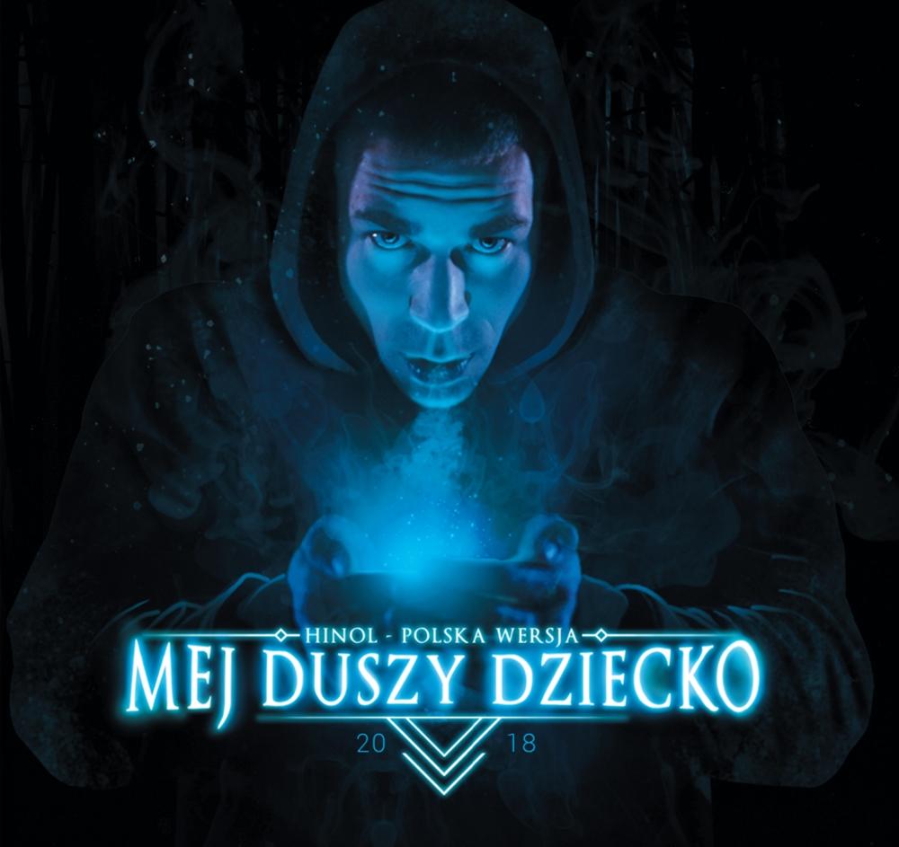 Hinol Polska Werska - okładka albumu Mej duszy dziecko
