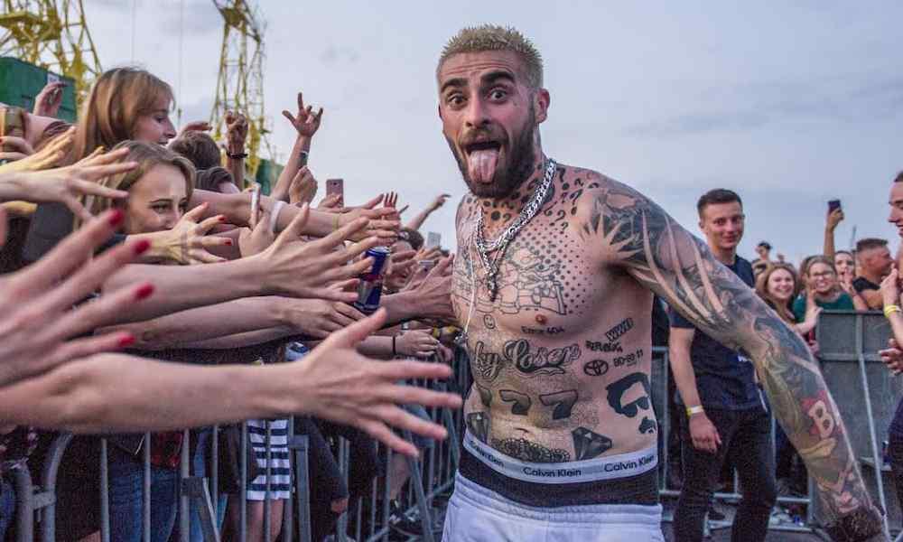 Quebonafide Wystąpi Na Festiwalu Tatuażu Glamrappl