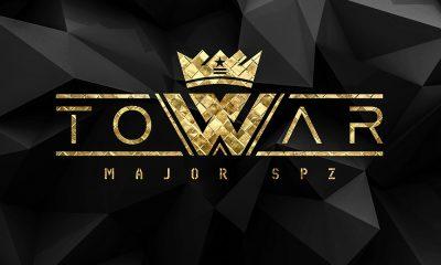 Major SPZ Towar - okładka płyty