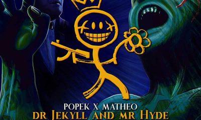 Dr Jekyll & Mr Hyde POpek Matheo okładka płyty