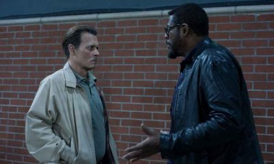 Johnny Depp w filmie city of lies