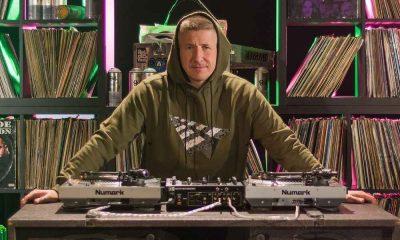 DJ Decks konsola numark