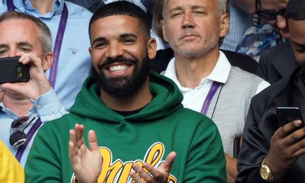 Drake raper