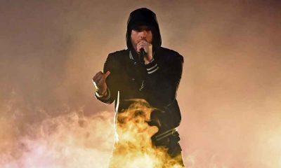 Eminem koncert