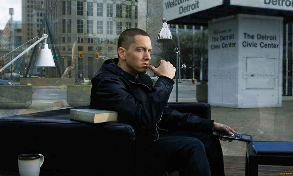 Eminem raper