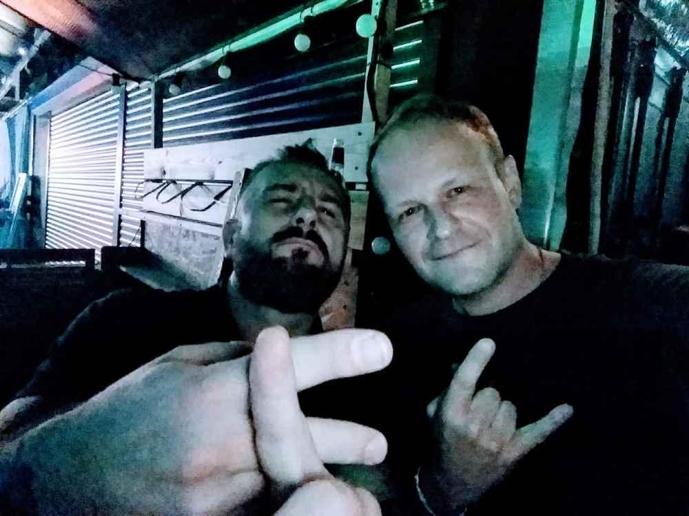 DJ Jan Marian i Liroy