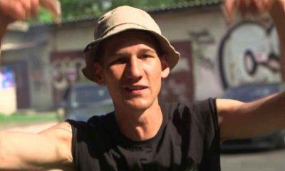 Kuba Knap raper
