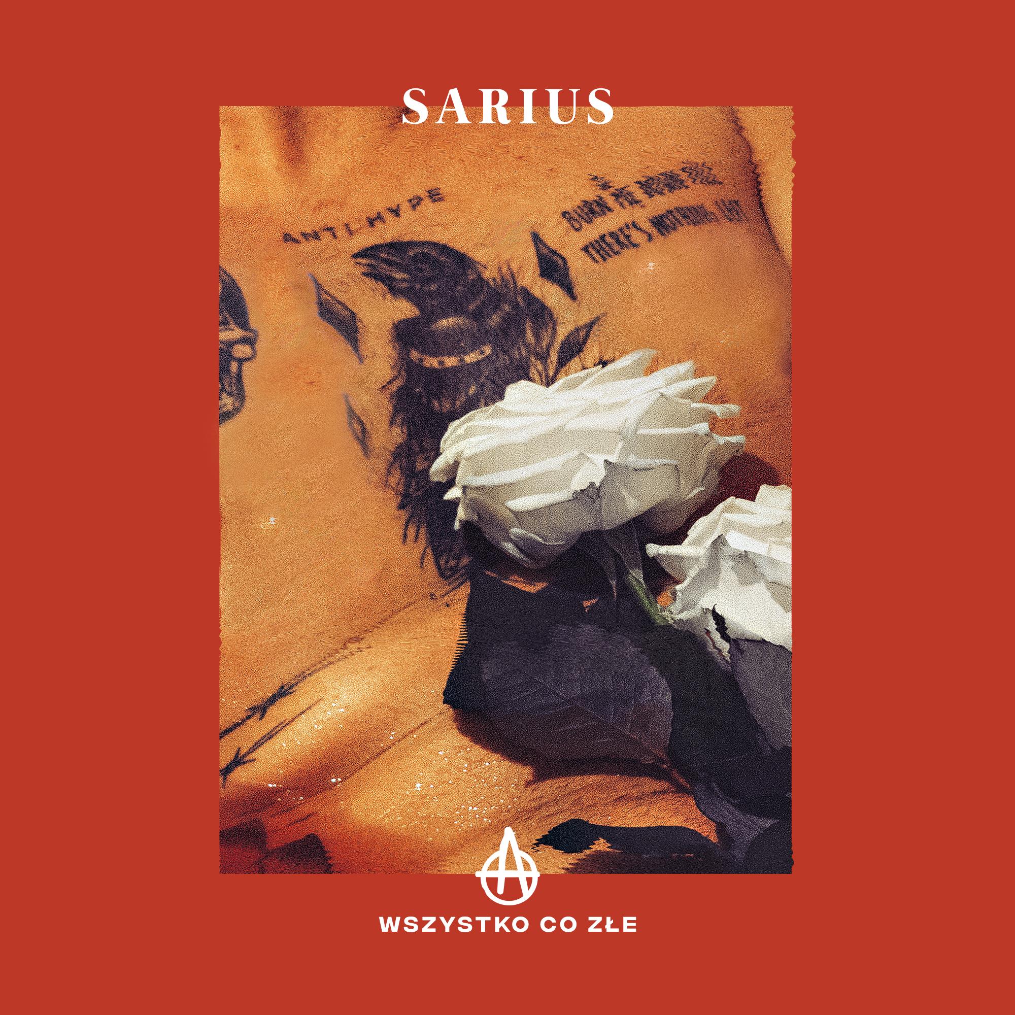 Sarius wszystko co złe okładka