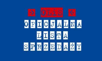 OLIS - logo lista sprzedaży płyt w Polsce