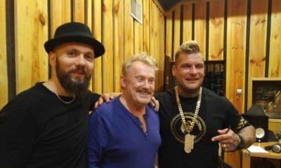 Popek,matheo i daniel olbrychski