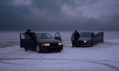 PRO8L3M Steez i Oskar przy autach