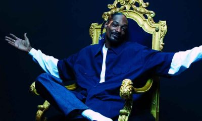 Snoop Dogg King gold