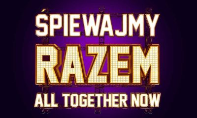 Śpiewajmy razem All together now logo porgramu