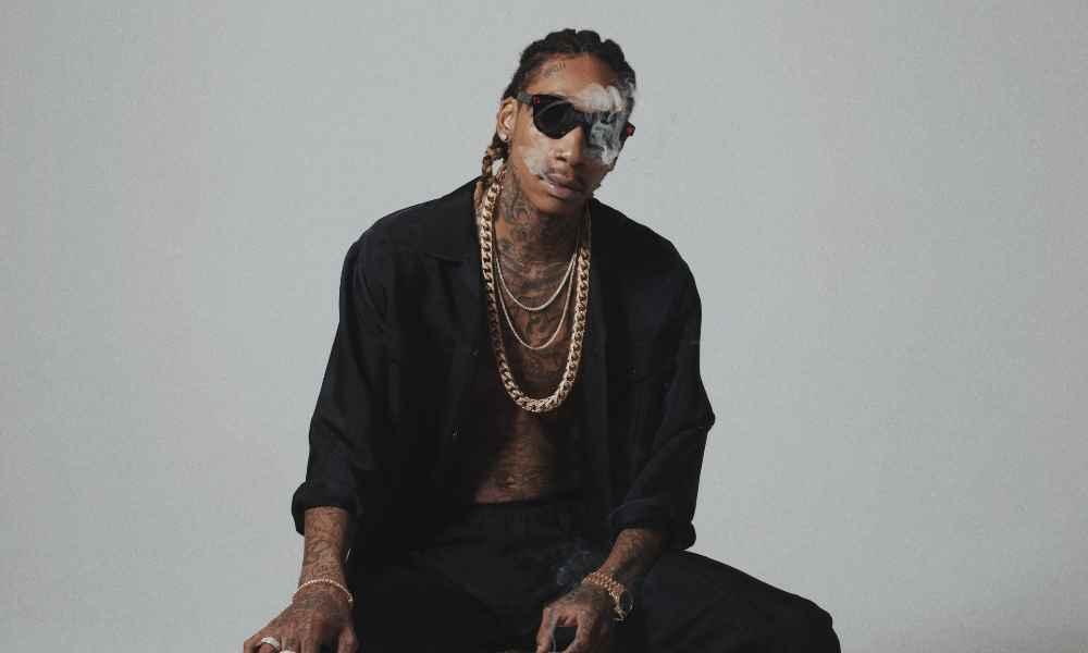 Wiz Khalifa raper