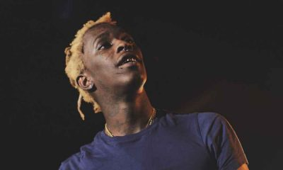 Young Thug rapper yellow hair