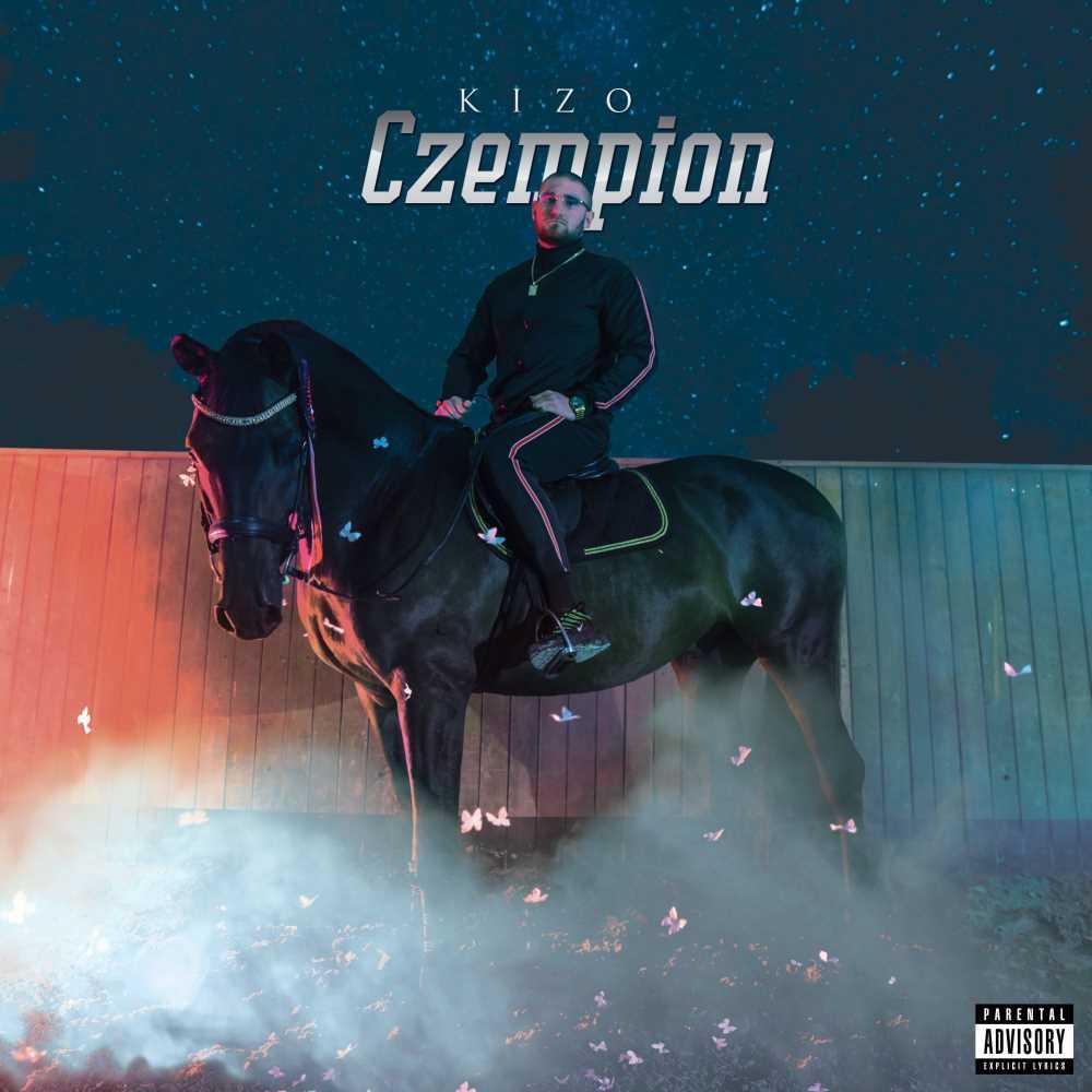 Kizo Czempion - okładka płyty