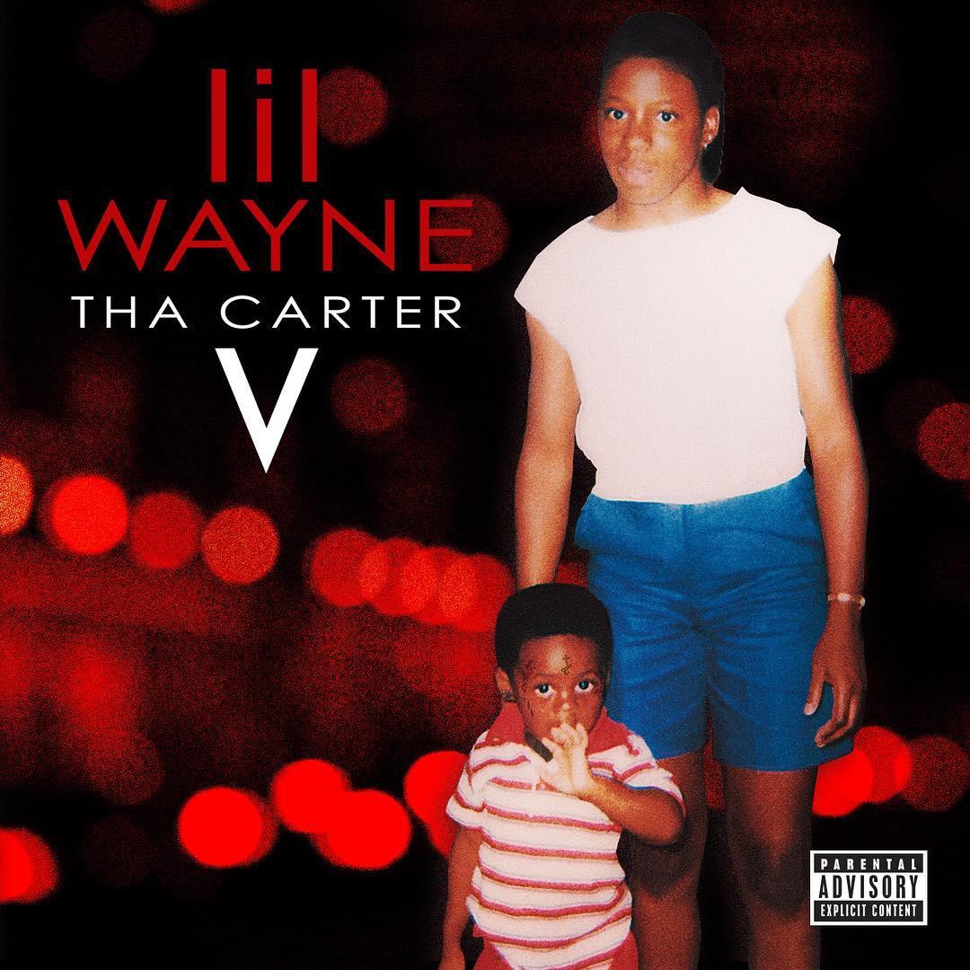 Lil Wayne Carter V okładka