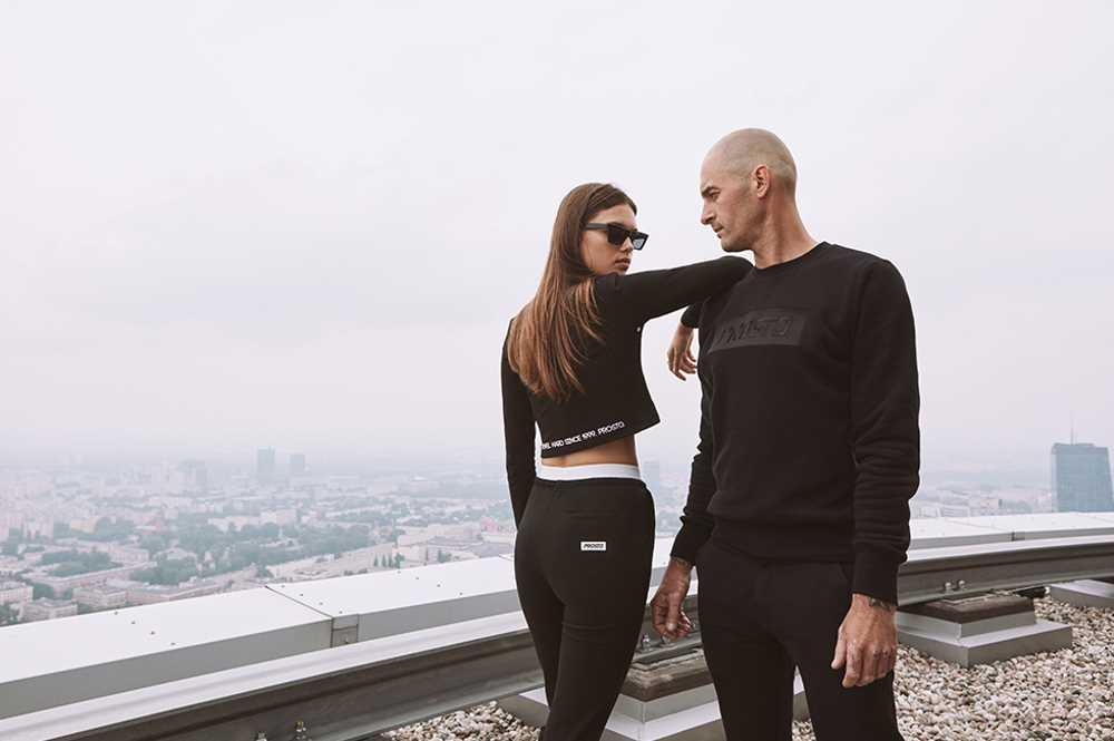 kupić zegarek najnowszy projekt Prosto - ubrania od Sokoła - t-shirty, bluzy, spodnie, plecaki