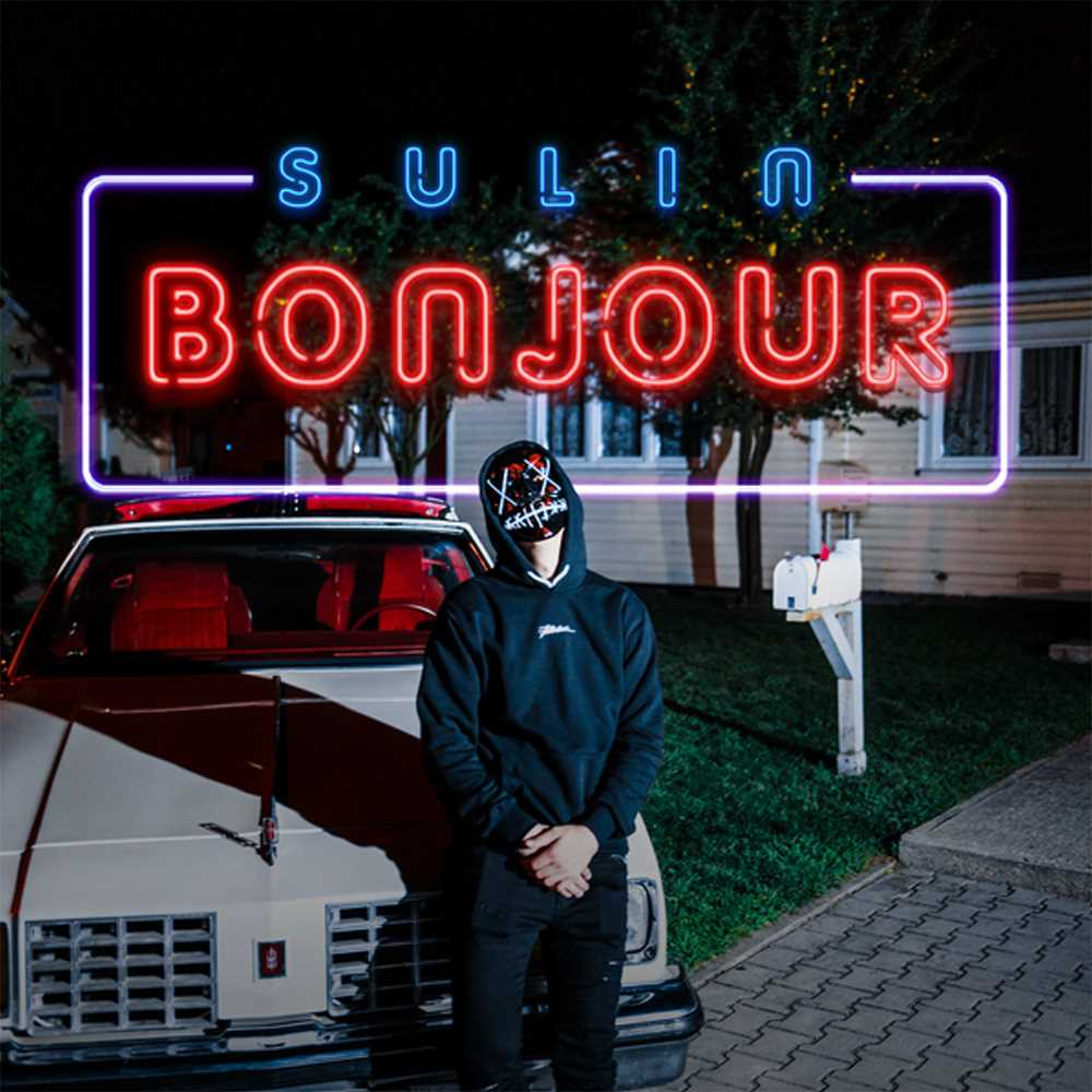 Sulin Bonjour okładka płyty