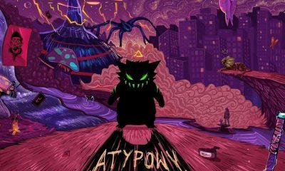 Szpaku Atypowy - okładka płyty