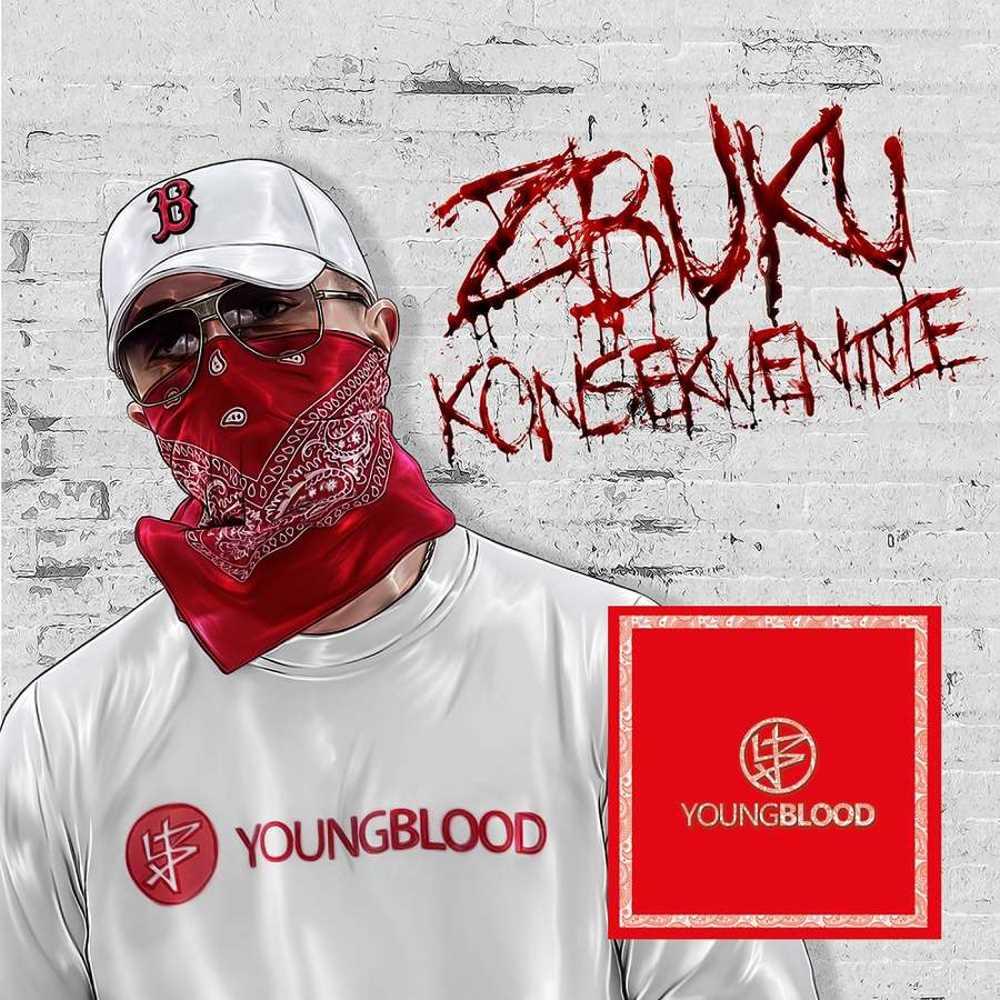 ZBUKU Konsekwentnie - okładka płyty
