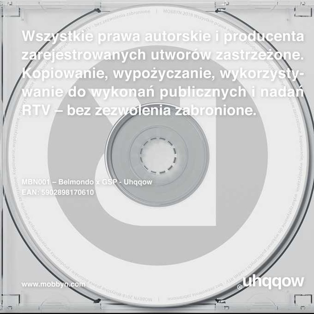 BELMONDO X GSP UHQQOW