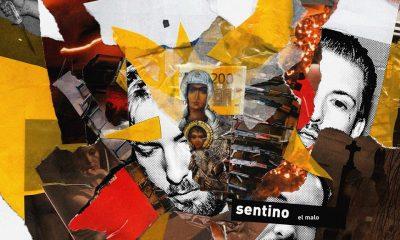 Sentino El Malo okładka płyty