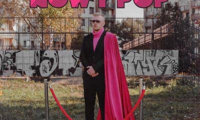Beteo Nowy Pop okładka płyty