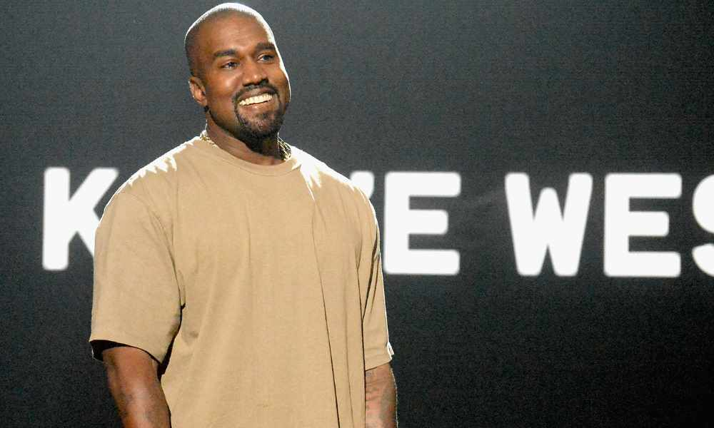 Kanye West wielki kutas