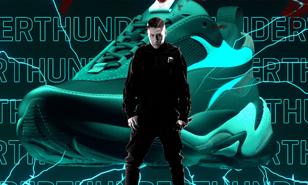 ReTo reklamuje nowe buty Puma | GlamRap.pl