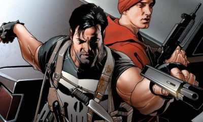Eminem komiks Punisher Marvel