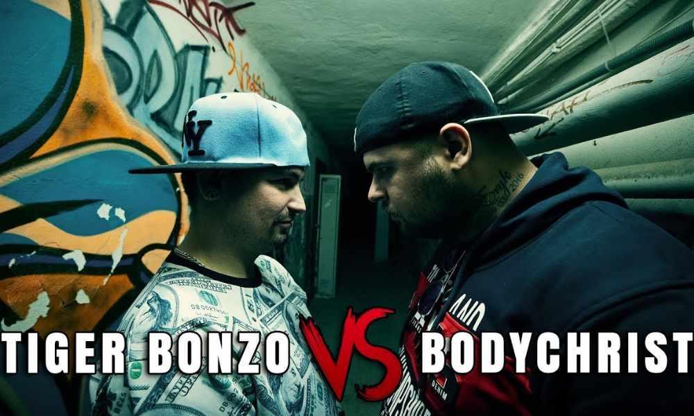 Pal Hajs TV: Tiger Bonzo vs Bodychrist   GlamRap pl