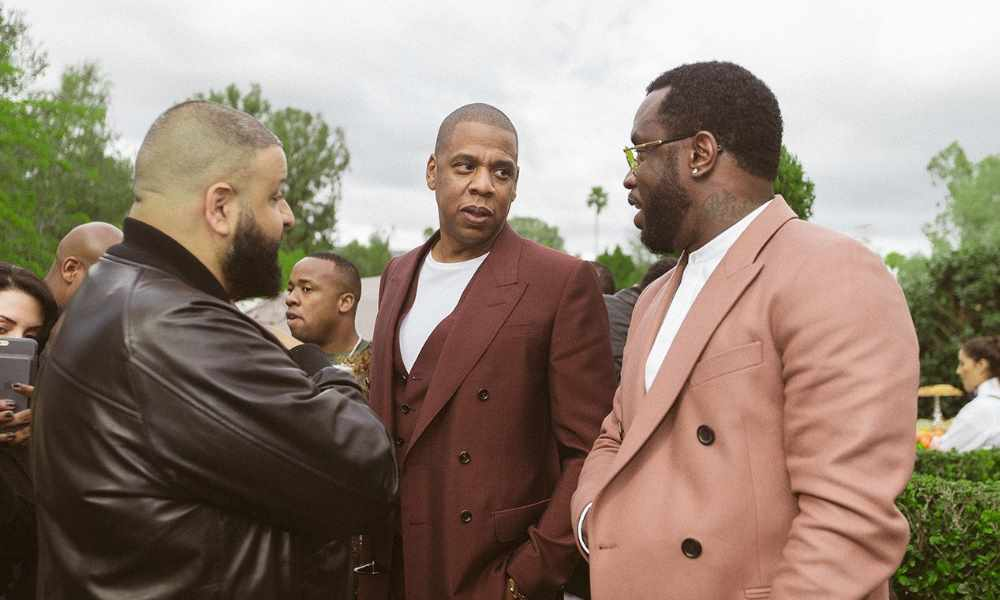 DJ Khaled, Jay-Z i Diddy