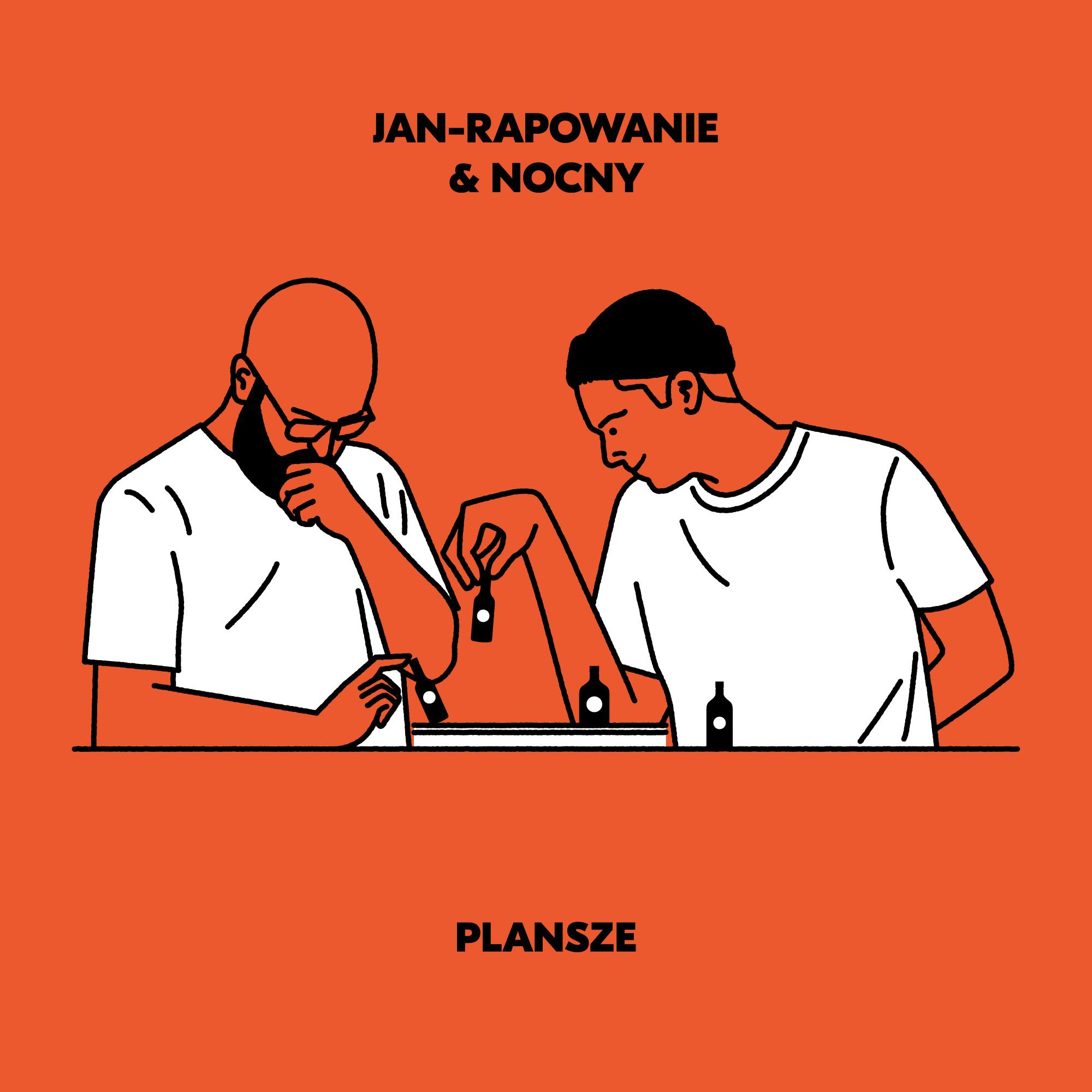 """Jan-rapowanie & Nocny - """"Plansze"""""""
