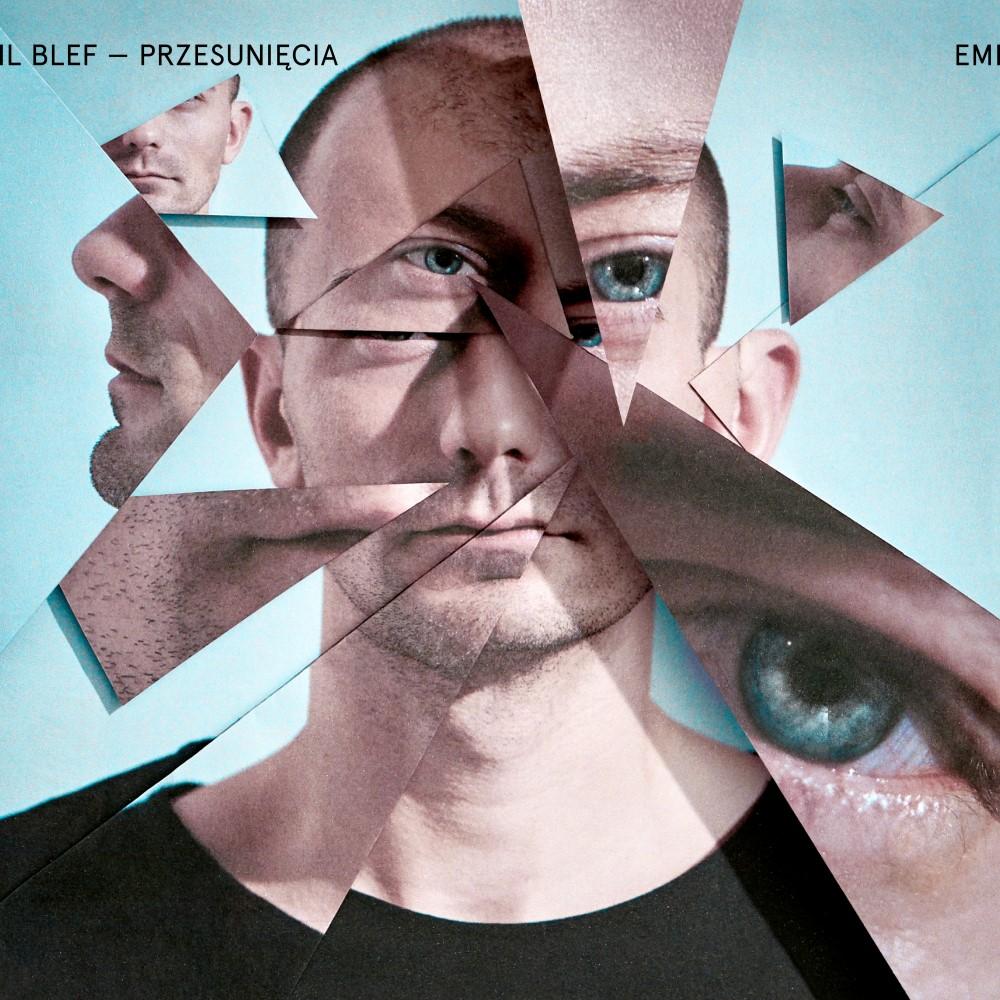 """Emil Blef - """"Przesunięcia"""""""