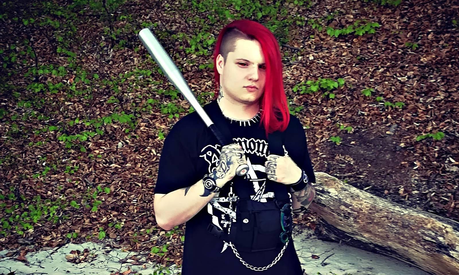 psychotrop czerwone włosy