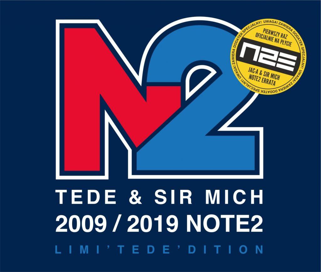 """Note2"""" - obwoluta edycji specjalnej"""