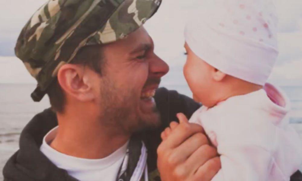 hans z córką