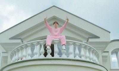 mata w różowej piżamie