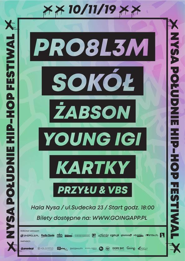 nysa festiwal plakat