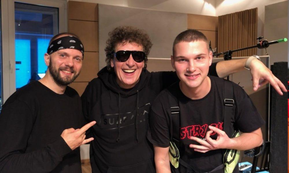 Wac Toja & Matheo nagrali z liderem Lady Pank   GlamRap.pl