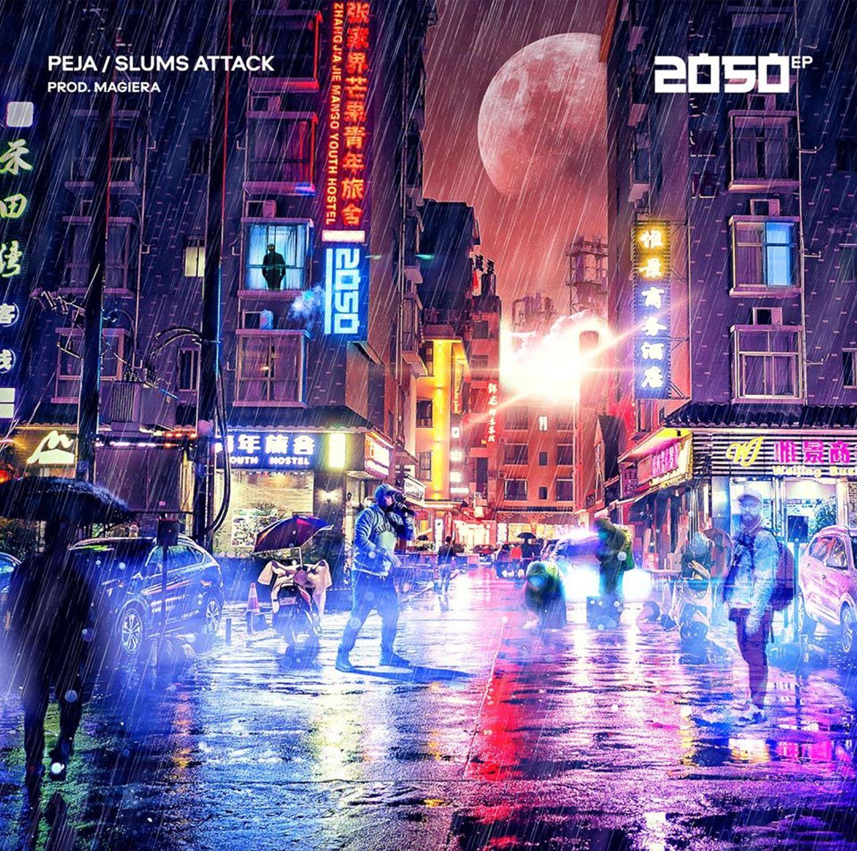 peja 2050 okładka