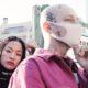 tymek w masce