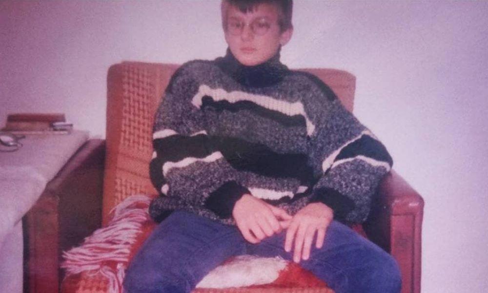 kękę jak był młody