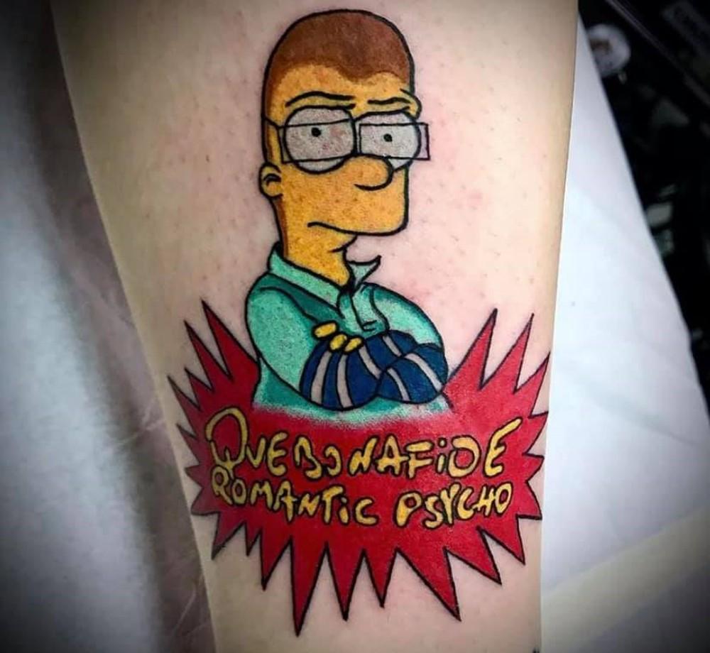 fan tatuaż z quebonafide