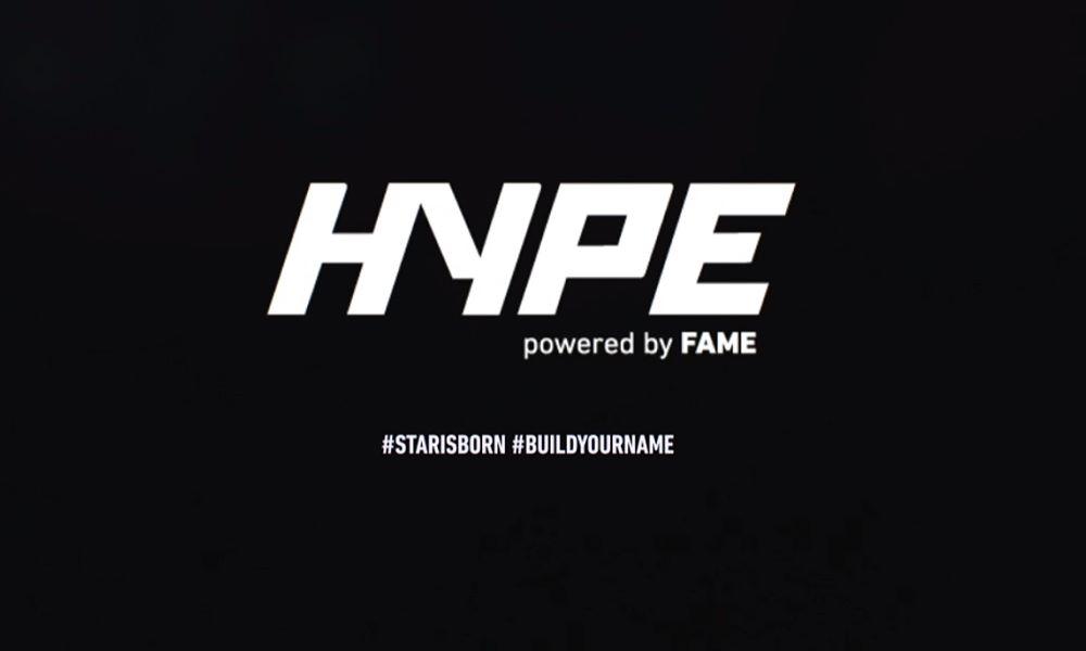 hype mma logo