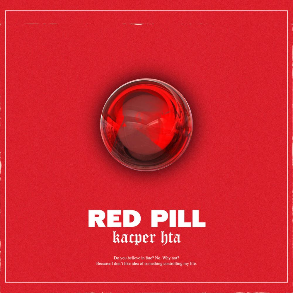 kacper hta red pill okładka