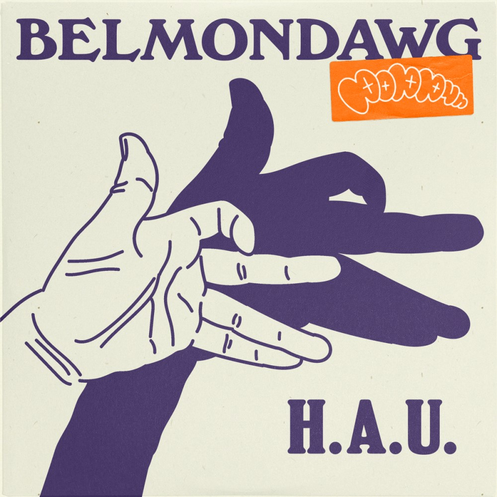 belmondo hau okładka