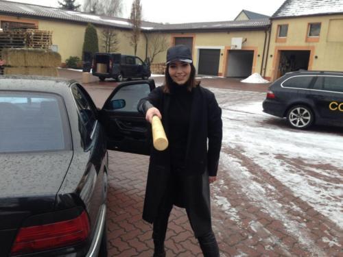 Mery Spolsky. Fot. Rafal Jankowski