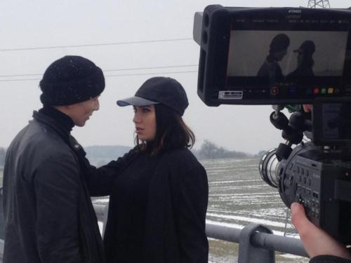 Od lewej - Vixen i Mery Spolsky. Fot. Rafal Jankowski